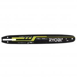 Guide-chaine pour tronçonneuse sur batterie 35 cm RYOBI