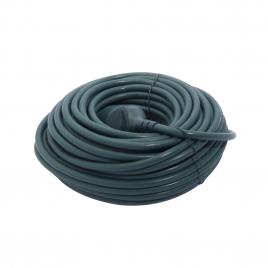 Allonge électrique 3 x 1,5 mm² 20 m verte CHACON