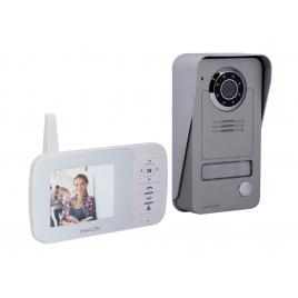 Vidéophone sans fil avec écran LCD 3,5'' CHACON