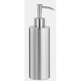 Distributeur de savon en métal brossé Coperblink ALLIBERT