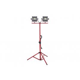 Projecteur sur pied LED 2 x 30 W ELOY