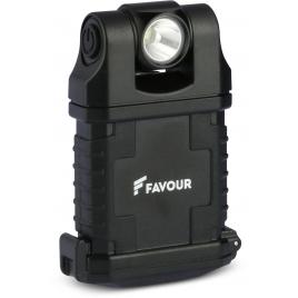 Lampe de travail LED Edclip 180 lm FAVOUR