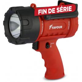 Torche LED Spotlight 250 lm FAVOUR
