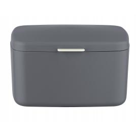 Boîte de rangement avec couvercle Barcelona anthracite WENKO
