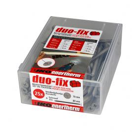 kit de fixation pour isolation 6 cm 25 pièces IKO