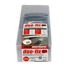kit de fixation Duo-Fix pour isolation 6 cm 25 pièces IKO