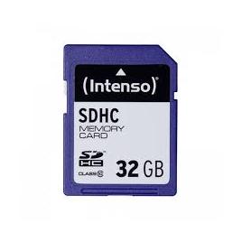 Carte SD 32 GB INTENSO
