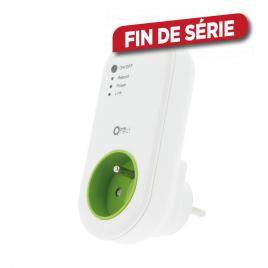 Prise connectée Wi-Fi 3680 W
