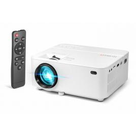 Mini projecteur LED avec lecteur multimédia TX-113