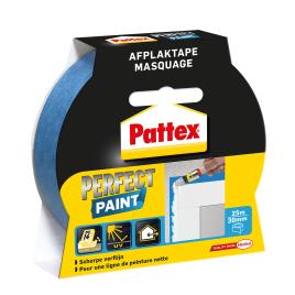 Ruban de masquage Perfect Paint bleu 30 mm PATTEX