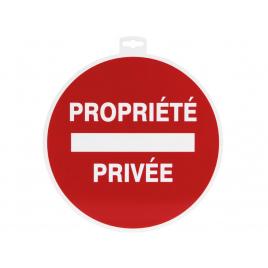 Panneau propriété privée PEREL