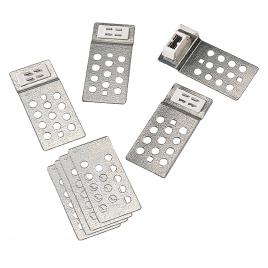 Attache magnétique pour trappe de visite de baignoire 8 pièces MEJIX