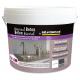 Enduit de rénovation béton minéral gris ardoise 6 kg