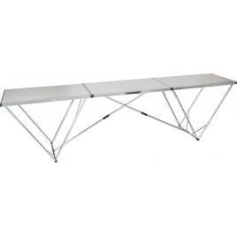 Table à tapisser professionnelle 300 x 60 x 80 cm PRACTO HOME