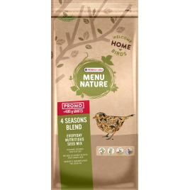 Mélange de graines pour oiseau 4 Saisons 4 kg + 0,4 kg gratuit