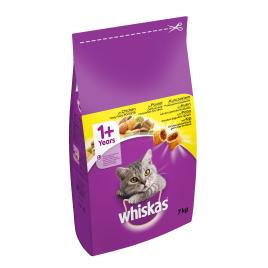 Sac de croquettes au poulet pour chat 7 kg WHISKAS