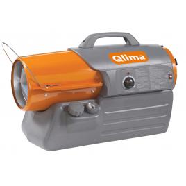 Canon à chaleur au diesel DFA 1650 16,5 kW QLIMA