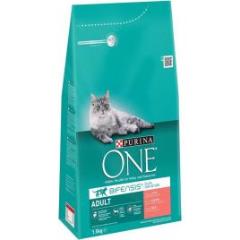 Sac de croquettes au poulet pour chat One Bifensis 1,5 kg PURINA