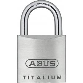Cadenas à clé en titalium 25 x 42 mm ABUS