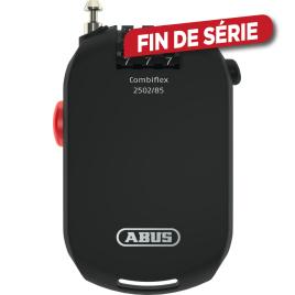 Câble antivol Combiflex à enroulement automatique 85 cm ABUS
