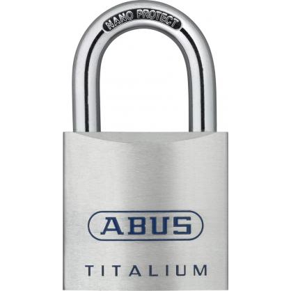 Cadenas à clé en titalium 40 mm ABUS