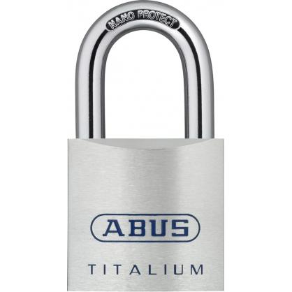 Cadenas à clé en titalium 50 mm ABUS