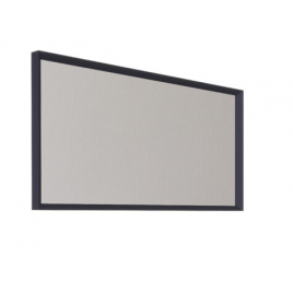 Miroir Delta 12 x 60 x 4,8 cm ALLIBERT