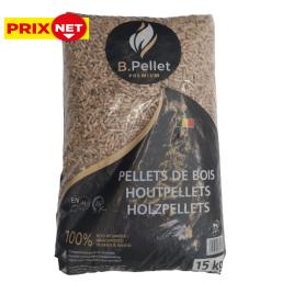 Sac de pellets résineux 15 KG B.PELLET Premium