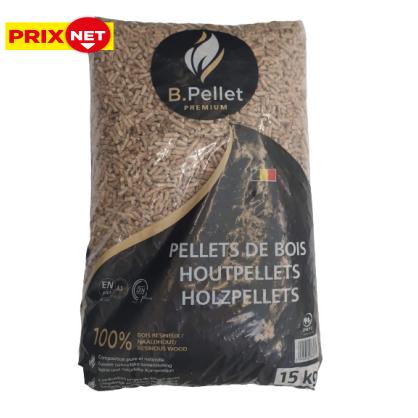 Sac de pellets résineux Premium 15 KG