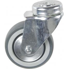Roulette à oeil en thermo plastique avec pare-fils Ø 75 mm
