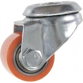 Roulette à oeil en polyuréthane pour charge lourde Ø 35 mm