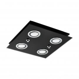 Plafonnier Grattino LED GU10 12 W EGLO
