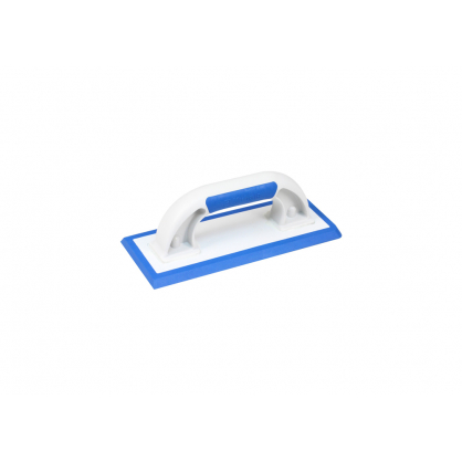 Taloche en polystyrène pour joints avec poignée ergonomique 24 x 9,5 cm