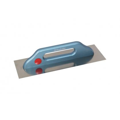 Plâtresse en acier inoxydable 38 x 13 cm
