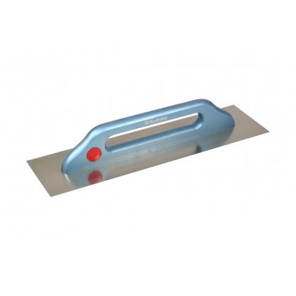 Plâtresse en acier inoxydable 48 x 13 cm