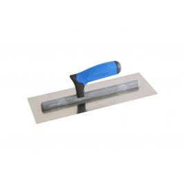 Plâtresse en acier inoxydable 35 x 13 cm