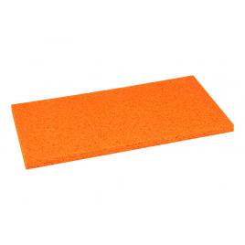 Eponge de rechange en caoutchouc pour taloche 40 x 20 cm