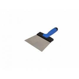 Couteau à enduire en acier inoxydable 18 cm