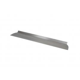 Lame interchangeable pour couteau à enduire 80 cm