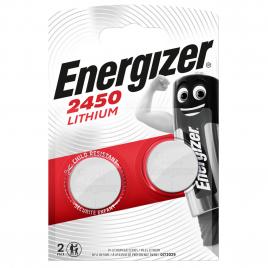 Pile bouton au lithium CR2450 lithium 2 pièces ENERGIZER