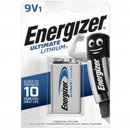 Pile au lithium Ultimate 9 V ENERGIZER