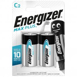 Pile alacaline Max Plus LR14 1,5 V 2 pièces ENERGIZER
