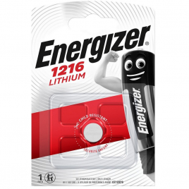 Pile bouton au lithium CR1216 3 V ENERGIZER