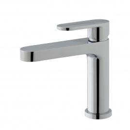 Mitigeur chromé pour lavabo Cortes Bas