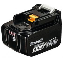 Batterie Lithium-Ion BL1460B 14,4 V 6 Ah MAKITA