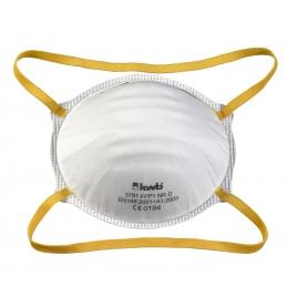 Masque de protection pour poussière fine FFP1 3 pièces