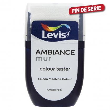 Testeur peinture murale Ambiance cotton feel 30 ml LEVIS