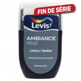 Testeur peinture murale Ambiance Blueberry pie 30 ml LEVIS
