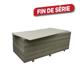 Palette 75 Panneaux MDF hydrofuge 244 x 122 x 1,2 cm (livraison à domicile)