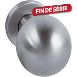 Poignée de porte boule en acier inoxydable Ø 65 mm LINEA BERTOMANI